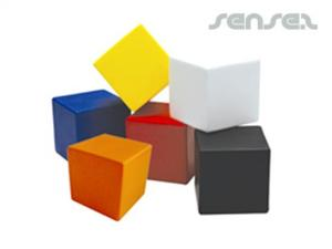 Cube Stress Balls