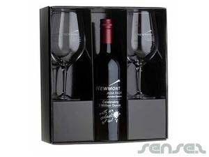 Premium Wine Presentation Box