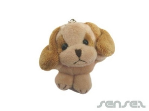 Mini Doggy Plush Toys