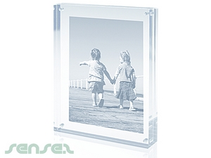 Perspex Photo Frames (Medium)