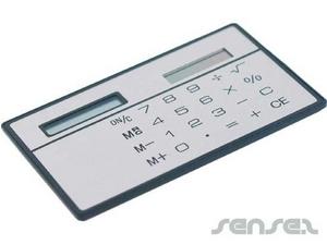 Calculators - Credit Card Size