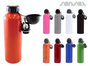 Alu Water Bottles 750mL
