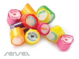 Logo Rock Candy Bags - 20g