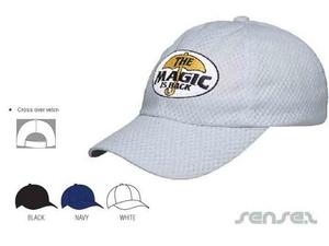 Baseball Caps - Sports Polymesh