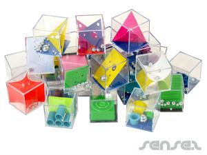 Ball Puzzles In Box