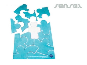 Custom Shaped Magnetic Puzzles