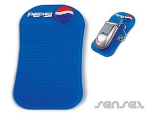 Rutschmatten für Telefon oder iPod