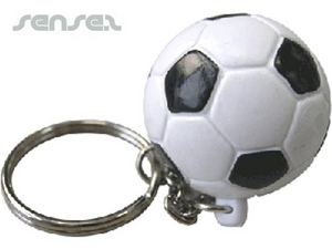 Soccer Ball Sport Key Chains