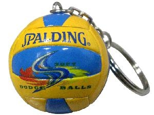 Volleyball Sport Key Chains