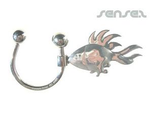 Tiffany Style Key Chains