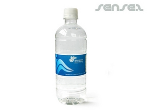 Spring Water Bottles 600ml