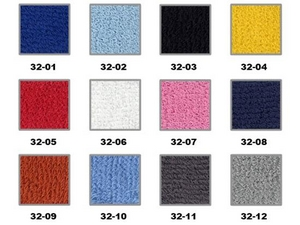 Sweatband Colours