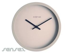 Promotional clocks logo printed wall clocks sense2 for Glow in the dark wall clocks australia