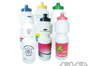 750ml white screwtop bottles