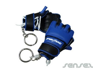 Fighting Glove Sport Key Chains