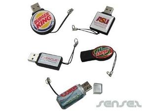 Shaped USB Sticks (2GB)