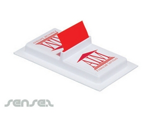 Plastic Case Sticky Flags