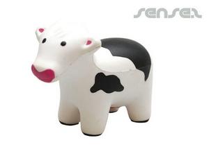 Cow Stress Balls