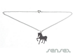 Necklaces - Custom Shaped