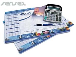 A3 Desk Mat Calendars