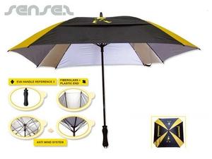 Large Square Umbrellas