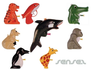 Water Pistols - Animal Shaped