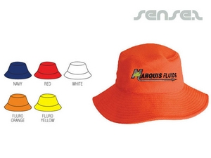 Mesh Bucket Hats
