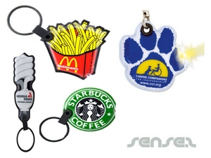 Flexible Torch Key Chains