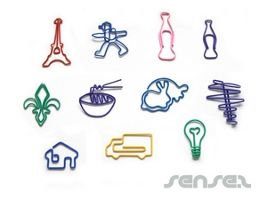 Paper Clips - Shaped