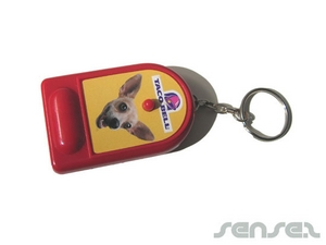 Sound Integrated Key Chains