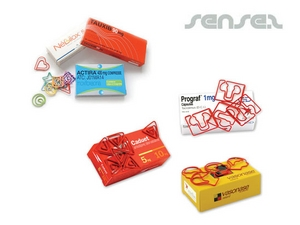 Paper Clips In Boxes Of 50