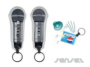 Schlüsselanhänger Aufnahmegerät