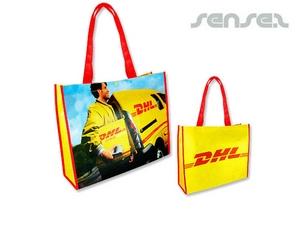 4 Col Process Printed Non-Woven Eco Bags