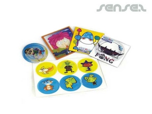 Lenticular Magnets Or Stickers