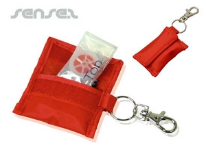 Keyrings - CPR Mask