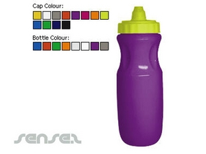 Innovative Cap Water Bottles 600ml