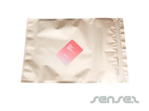 Silver Foil Envelopes (A4)