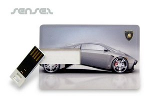 Super Slim Card USB Sticks (2GB)