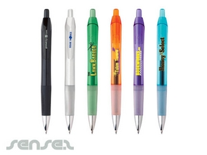 Smooth Writing Clic Gel Pens