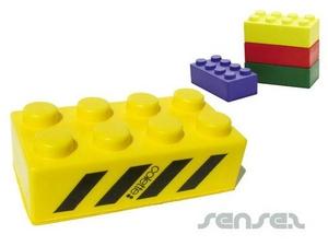 Building Block Stress Balls