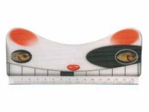Lenticular Rulers