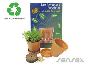 Seed Packs - Pot Plants