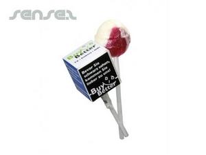 Lollipops in Boxen