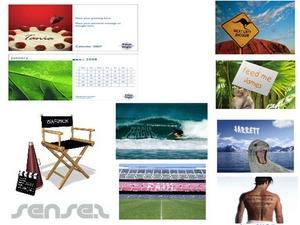 Personalised Booklet Calendars