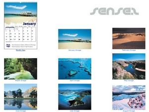 Australian Themed Wall Calendars