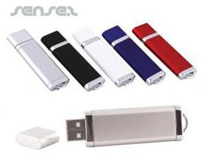 メタル製USBスティック(1GB)