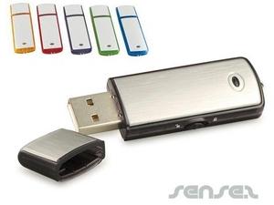 Economy Colour Trim USB Sticks 2GB