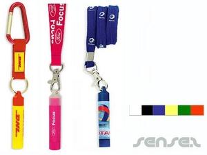 Lip Balm auf Schlüsselband mit SPF30