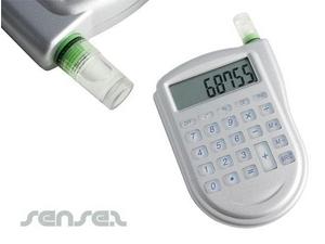 H2o Powered Taschenrechner