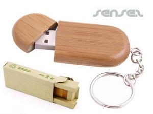 Bamboo USB Sticks (1GB)